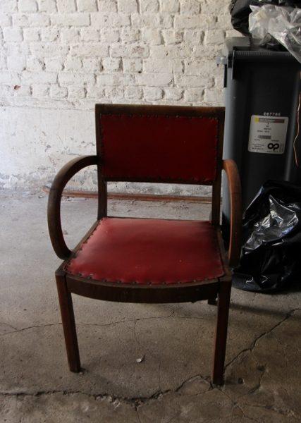 Comment restaurer un fauteuil bridge petit fauteuil - Restaurer un fauteuil ...