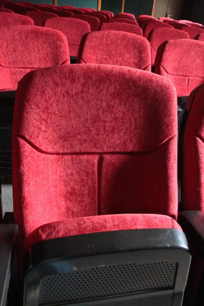 siège de cinéma